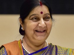 Sushma Swaraj Expresses Happiness Due All Parties One Voice Against Terrorism