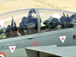 Army Chief Rawat Flies India Made Tejas Fighter Jet At Aero India Show
