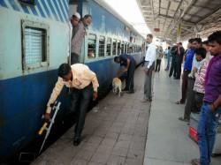 Chopped Head Has Found The Staircase Train Compartment Nagpur