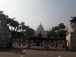 Kolkata Temperature 16 5 Degree On 18th February