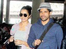 Shraddha Kapoor Warns Bf Rohan Shrestha Working Woth Farhan
