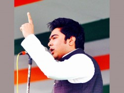 Abhishek Banerjee Criticizes Dilip Ghosh Proofs That They Rely On Mamata Banerjee