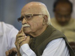 Lk Advani Uttered Only 365 Words Parliament 5 Years