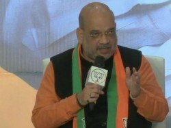 Bjp Wants Ram Temple Other Parties Must Make Stand Clear Says Amit Shah