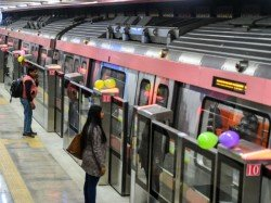 Red Alert Issued Delhi Metro The Wake Escalating Tensions Between India And Pakistan