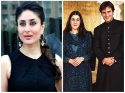 Kareena Kapoor On Amrita Singh I Have Never Met Her