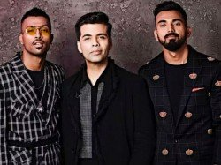 Case Filed Against Karan Johar Hardik Pandya Kl Rahul Koffee With Karan Controversy