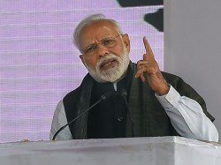 Pm Narendra Modi On Pulwama Terror Attack Again Sends Strong Message Form Bihar Rally