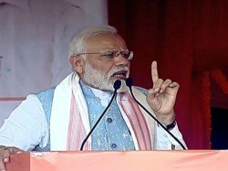 Rumours Being Spread About Citizenship Bill People Who Sit Ac Rooms Pm Modi Told Assam