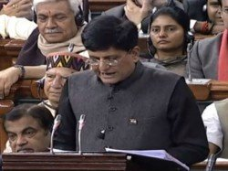 Budget 2019 Highlights Full Tax Rebate Individuals Earn Upto 5 Lakh Year