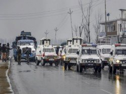 Intelligence Issued Alert About Ieds Week Before Pulwama Attack