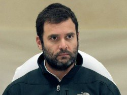 Rahul Gandhi Used Mobile When The Martyrs Pulwama Are Mourning