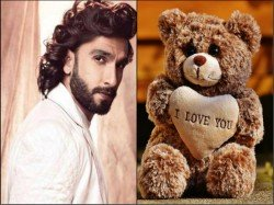 On Teddy Day Ranveer Singh Pic Goes Viral Internet