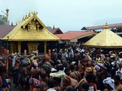 Supreme Court Hear Review Pleas On Its Judgement On Sabarima Temple