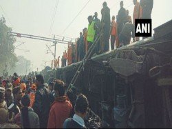 Fracture On Rail Track Is The Cause Seemanchal Express Derailment