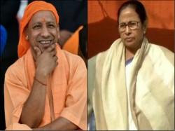 To Take On Mamata Banerjee Bengal Yogi Adityanath Becomes Becomes Bengali For A Day