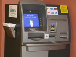 Robbers Flee With Entire Atm Machine Delhi