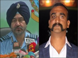 Abhinandan S Resumption Duty Will Depend On His Medical Test Air Chief Marshal Dhanoa