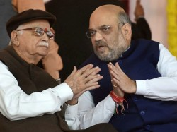 Lok Sabha Elections 2019 Amit Shah Replaces Lal Krishna Advani At Gandhinagar Constituency