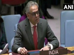 India Supports Un Resolution Against Terror Financing Makes Refenrence Pakistan