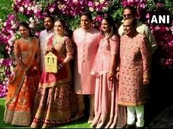 Akash Ambani Weds Shloka Mehta Today From Sachin Sundar Pichai See List