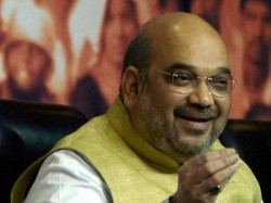 Amit Shah Says Congress Humiliated Scientists