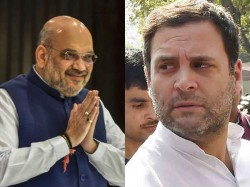 Amit Shah Wanted Know Whom Does Rahul Gandhi Support After Pulwama Terror Attack