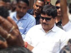 Arjun Singh Attacks Tmc Eyes On Barrackpore Seat