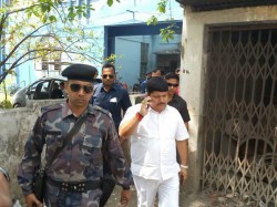 Bjp Candidate Arjun Singh Criticizes Abhishek Banerjee About Cpm Ruled