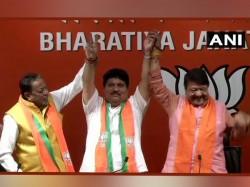 Trinamool Congress Mla Arjun Singh Joins Bjp Delhi