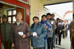 Assembly Elections Be Held Simultaniously With Loksabha Polls Except Jammu And Kashmir