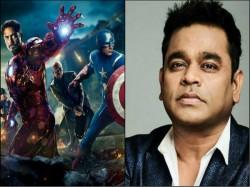 Ar Rahman Compose Marvel Anthem Indian Fans