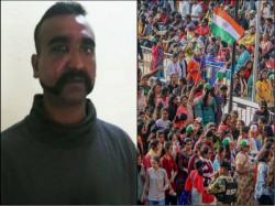 Abhinandan Varthaman Returns Crowd Waits At Wagah Hero S Welcome