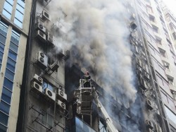Banani Fire Is Your Highrise Safe From Fire Incidents