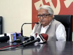 Left Front Announces Candidate S Name Roygunj Murshidanad