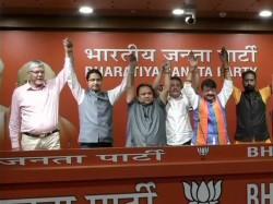 Gnlf Morcha Gurung Support Bjp S Candidate Lok Sabha Election