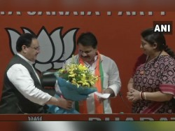 Bsp Leader Chandraprakash Mishra Joins Bharatiya Janata Party Before Lok Sabha