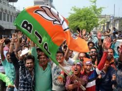Bjp Announces The Name Raju Singh Bist As Candidate Darjeeling