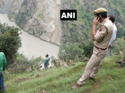 Dead 38 Injured After Bus On Its Way From Surinsar Srinagar Falls Into Deep Gorge In Udhampur