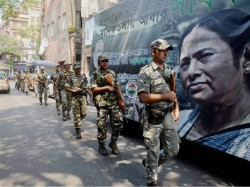 Partha Chatterjee Questions No Central Forces Be Used West Bengal Loksabha Elections