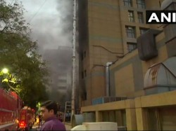 Fire Broke In Operation Theatre Aiims Hospital Delhi