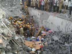 Death Toll Rises 14 Dharwad Building Collapse Karnataka