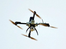 Pakistani Drone Crosses Rajasthan Border Says Bsf