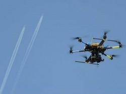 Bsf Shoots Down Pakistani Drone Punjab S Fazilka Sector