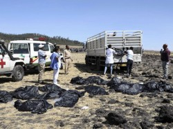 Four Indians Among 157 Killed As Ethiopian Airlines Flight Crashes