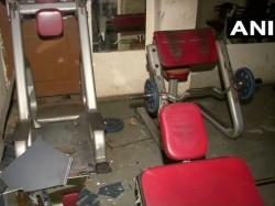 Six Years Old Boy Is Died Firing Miscreants Gym Delhi