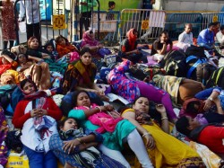 Kolkata Ssc Candidates Withdrawn Hunger Strike After Getting Verbal Assurance From Mamata Banerjee