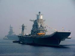 Ins Vikramaditya Nuclear Submarines Deployed In Northern Arabian Sea