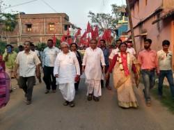 Lok Sabha Elections 2019 Left Front Chairman Biman Bose Alleges Tmc Bjp Same Page