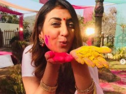 Juhi Parmar Escapes Death On Holi Says Her Nasal Passage Was Choked